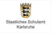 Logo staatl. Schulamt Karlsruhe