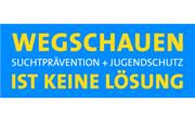 Logo Wegscahuen ist keine Loesung - Landkreis Karlsruhe